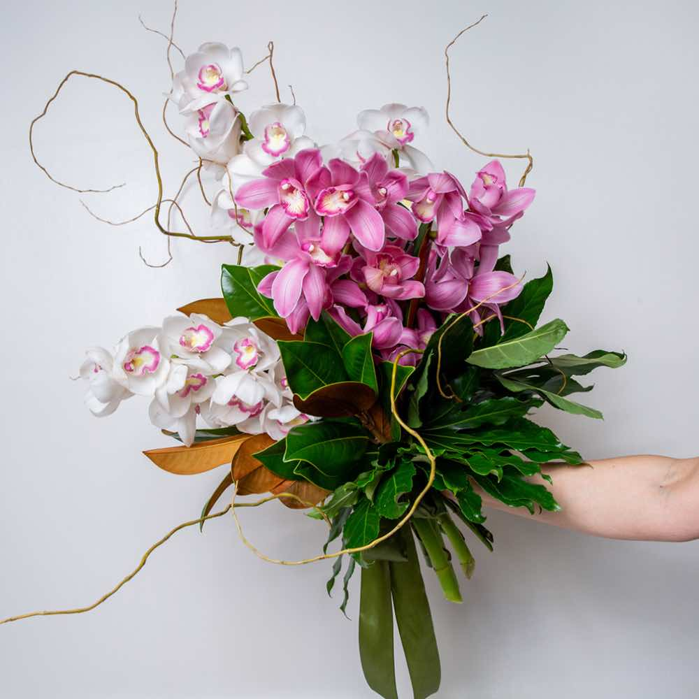Taffy Orchid Bouquet