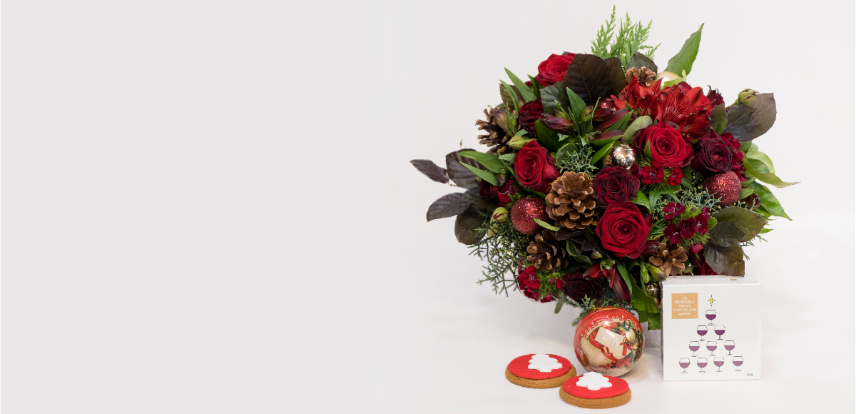 Christmas Flowers & Gifts Same Day Delivery